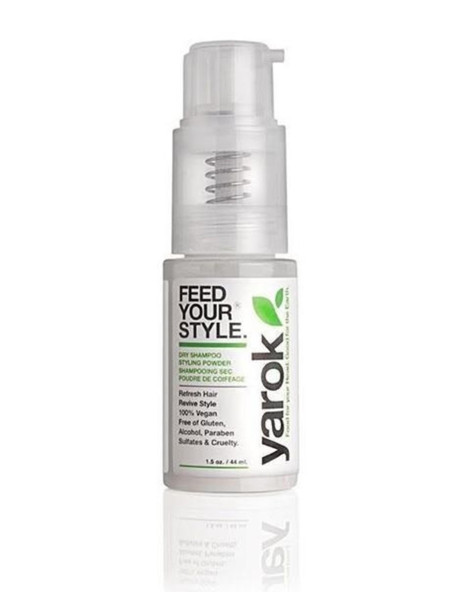 Yarok Feed Your Style Dry Shampoo Styling Powder