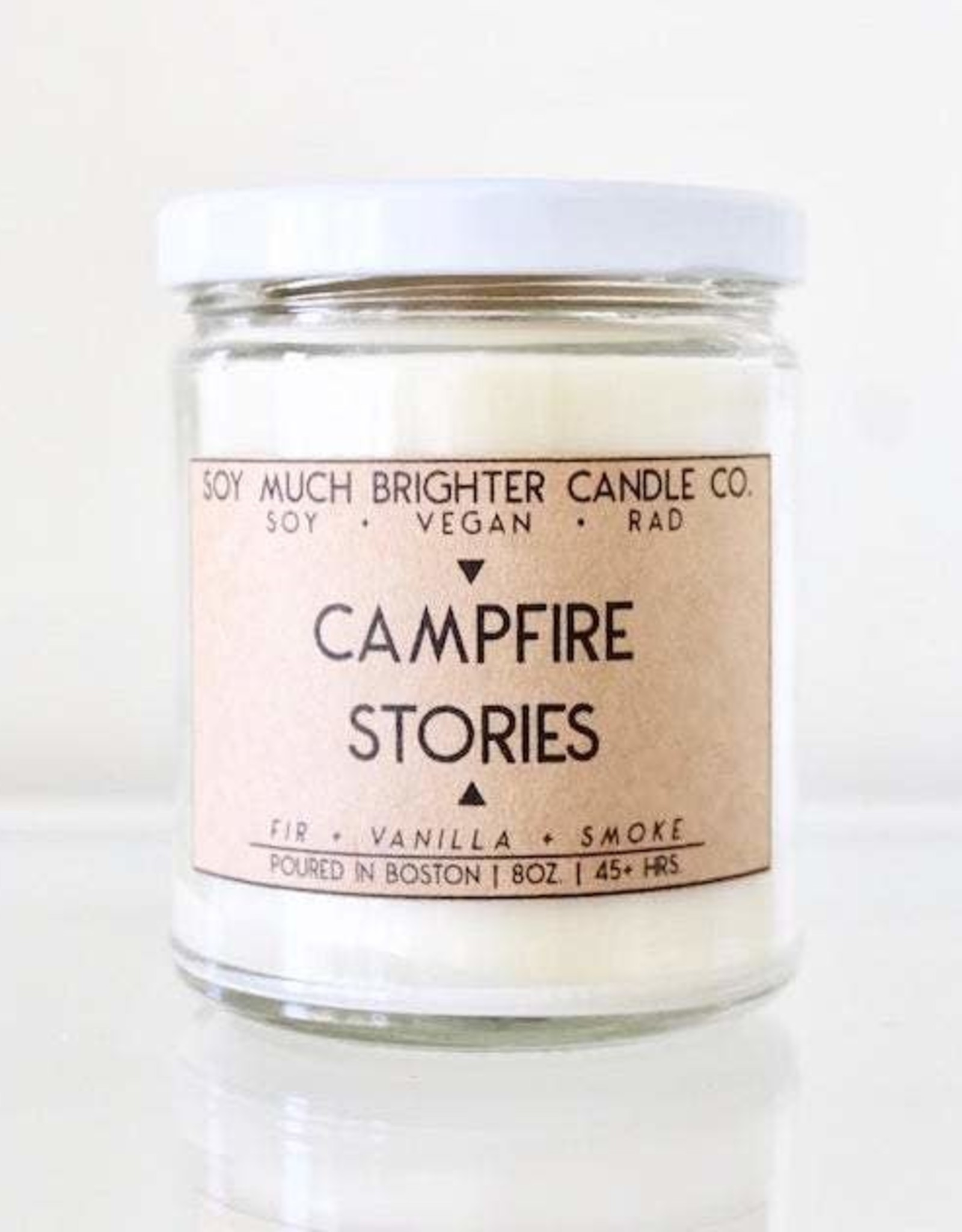 Soy Much Brighter Soy Much Brighter Candle  Campfire Stories 8oz