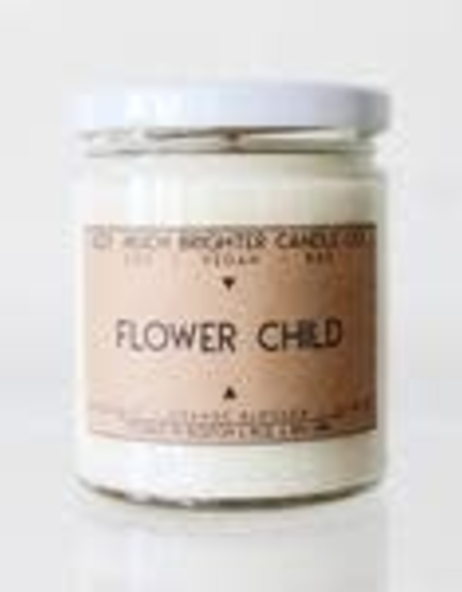 Soy Much Brighter Soy Much Brighter Candle  Flower Child 8oz