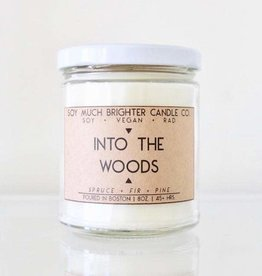 Soy Much Brighter Soy Much Brighter Candle  Into the Woods 8oz