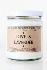 Soy Much Brighter Soy Much Brighter Love and Lavender