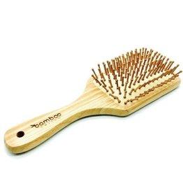 Bamboo Paddle Brush Large