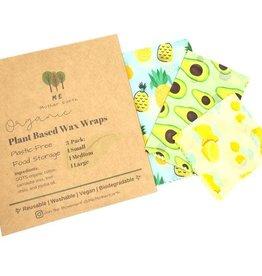 Plant Based Wax Wraps