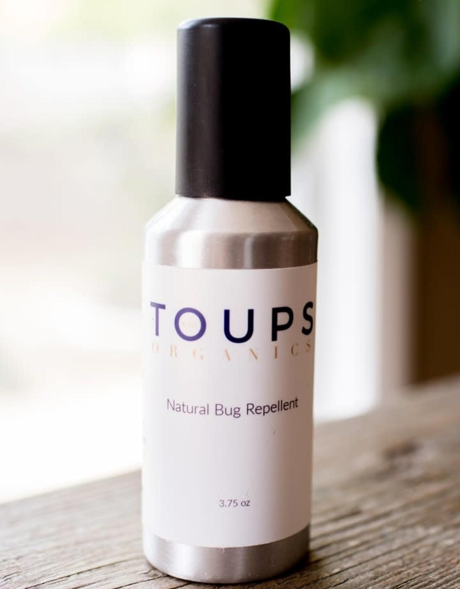 Toups Natural Bug Repellent