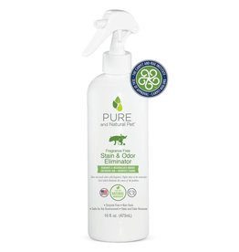 Pure and Natural Pet Stain and Odor Eliminator