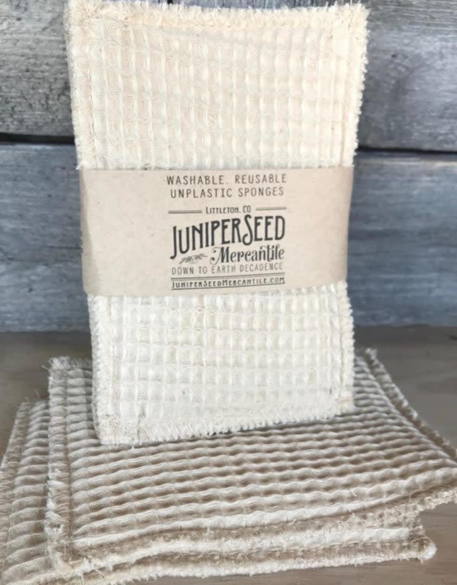 Reusable Unplastic Sponges