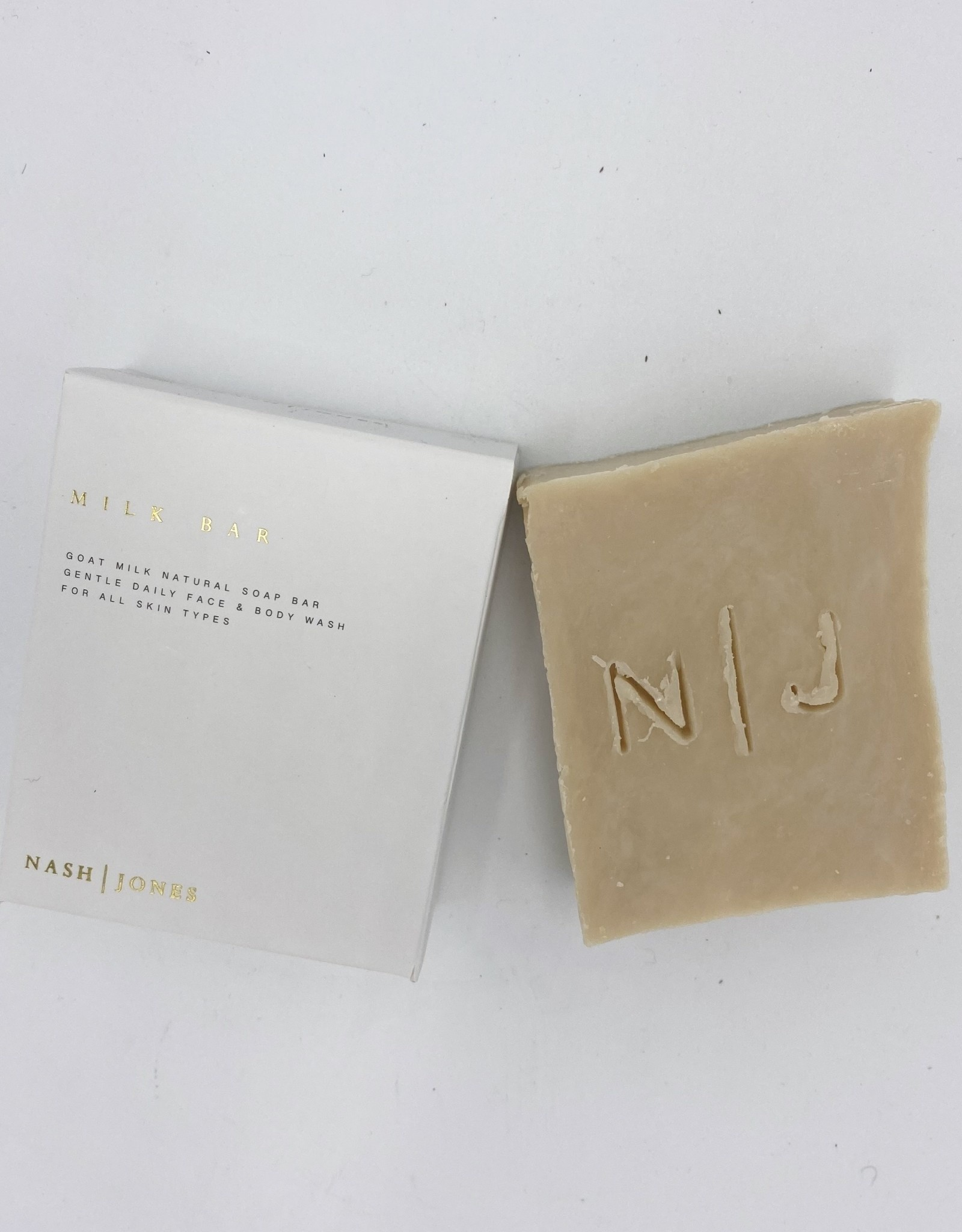 Nash and Jones Milk Bar Soap