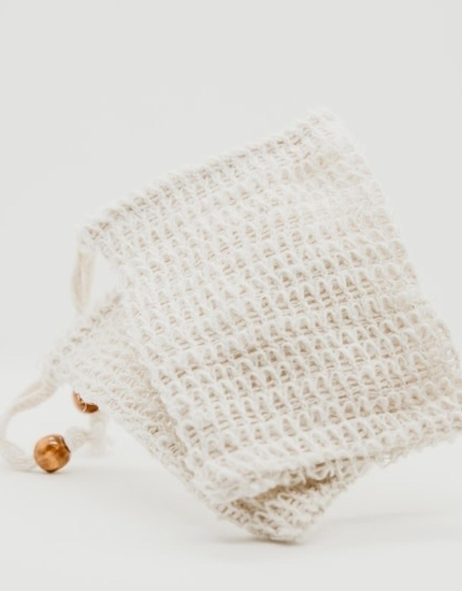Sisal Soap Pouch/Bag