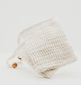 Sisal Soap Pouch/Bag