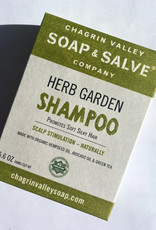 chagrin valley Shampoo Bar  Herb Garden