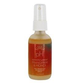Frangipani and Monoi Deodorant