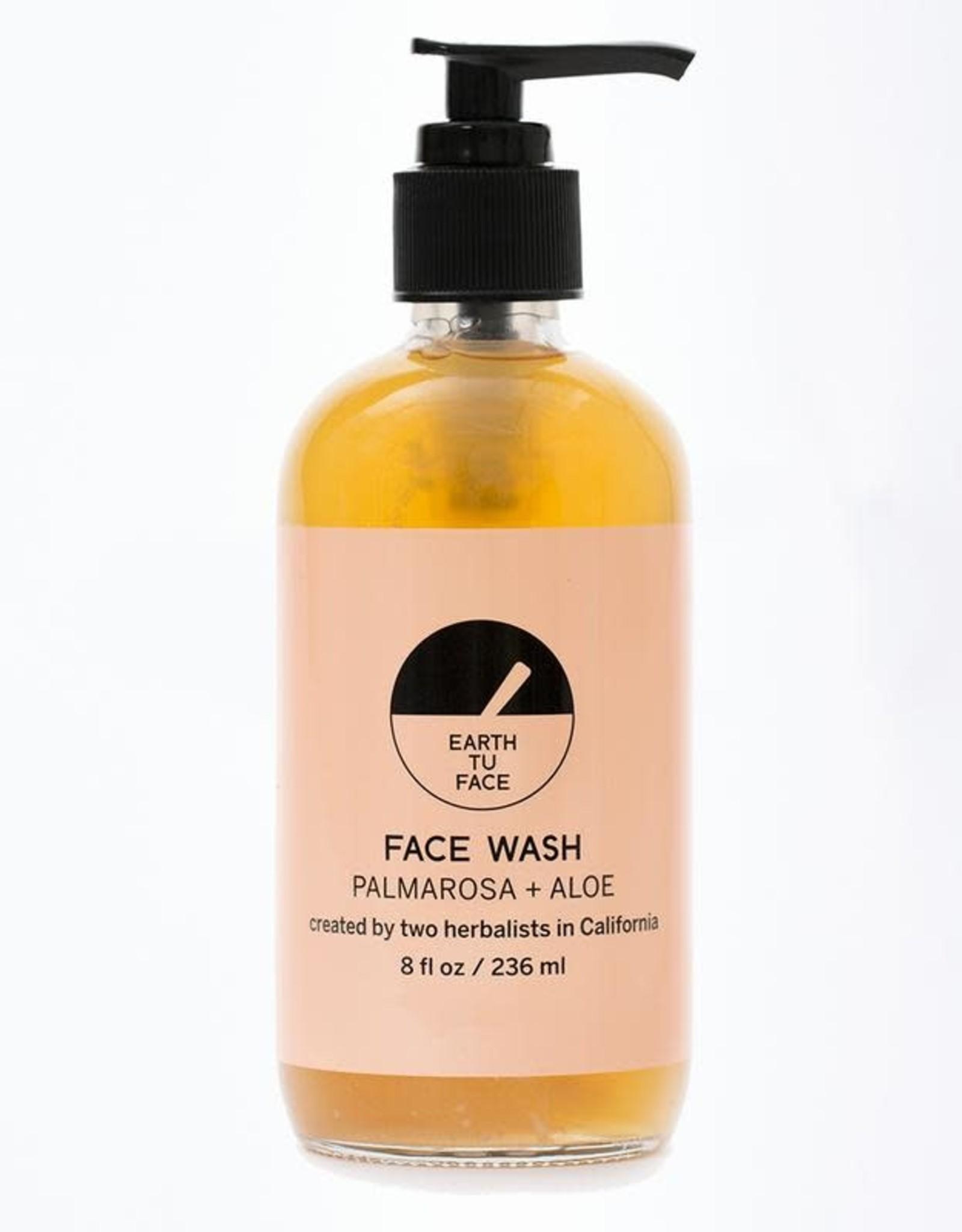 Earth Tu Face Earth Tu Face Face Wash