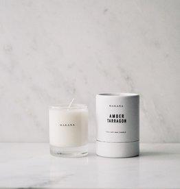 makana Amber Tarragon - Petite Candle 3