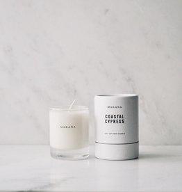 makana Coastal Cypress- Petite Candle 3