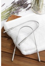 Wowe Lifestyle Stainless Steel Tongue Cleaner