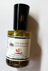 Toe and Nail Anti-Fungal Oil