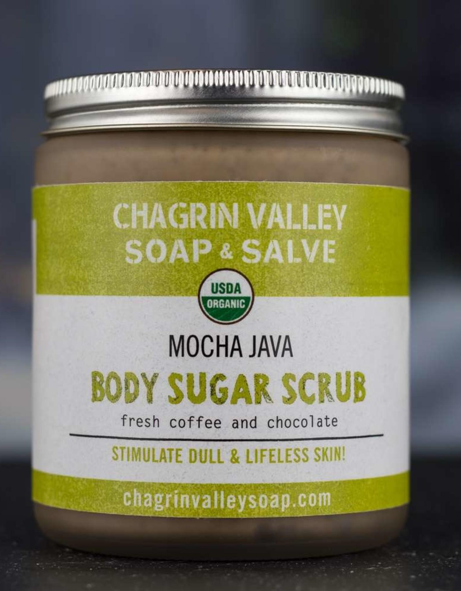 chagrin valley Mocha Java Body Sugar Scrub