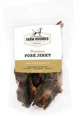farm hounds FarmHounds Dog Treats Pork Jerky