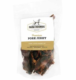 farm hounds FarmHounds Dog Treats Pork Jerky