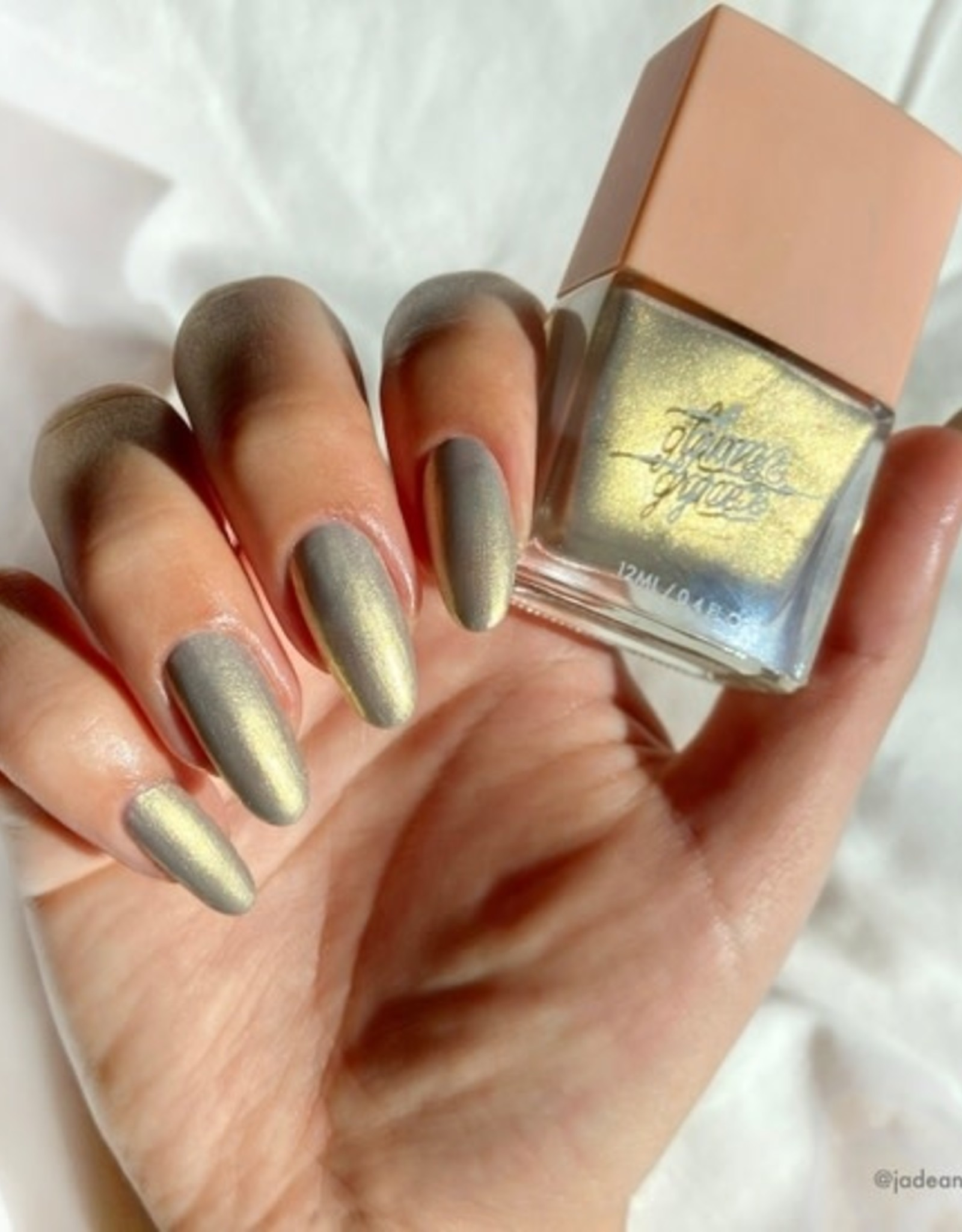 Glam and Grace Mixed Metal