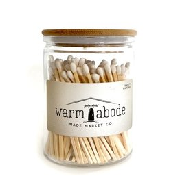 Made Market Co. Warm Adobe Matches
