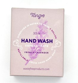 Tangie Hand Soap Paste Lavender