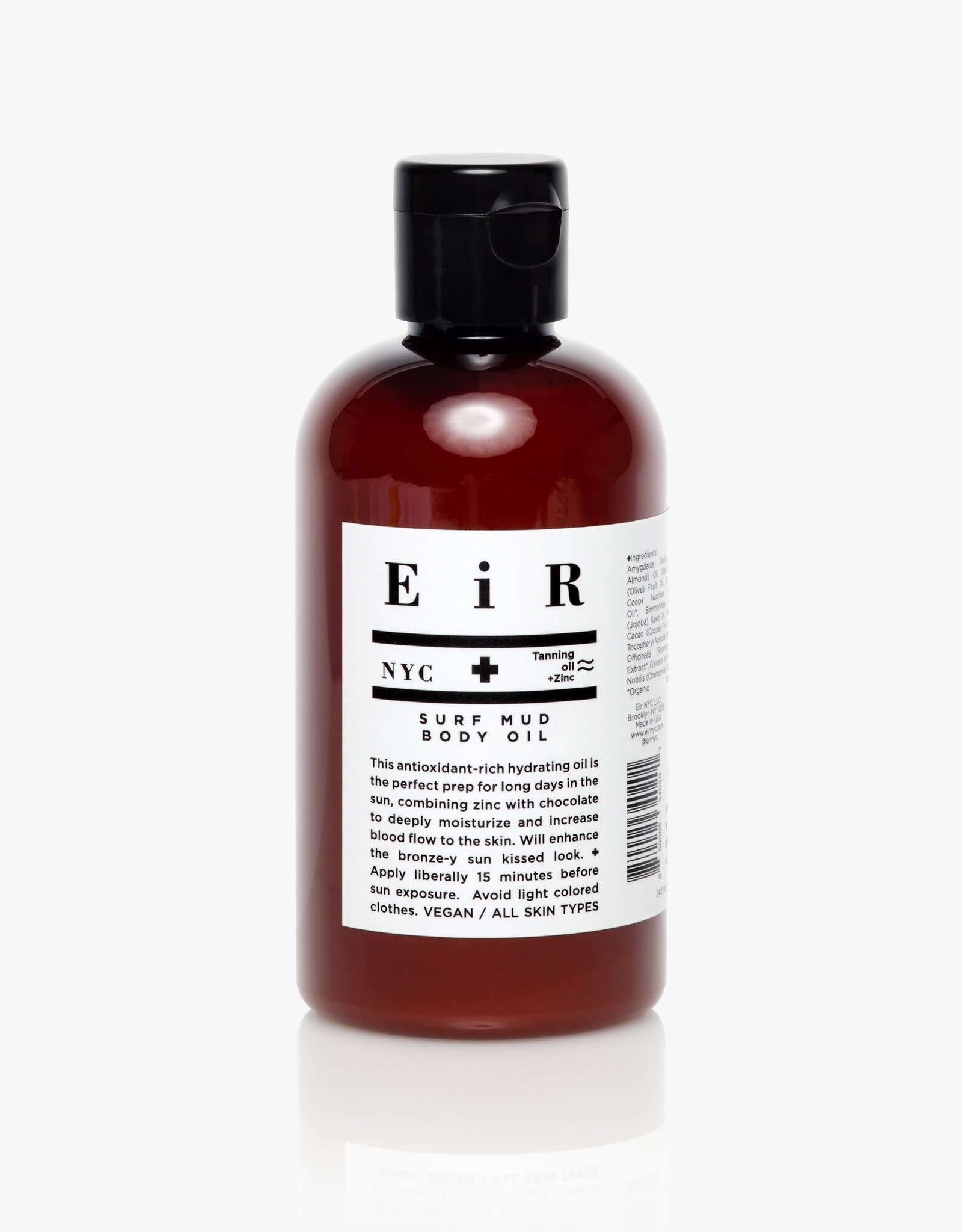 EiR NYC Surf Mud Body Oil