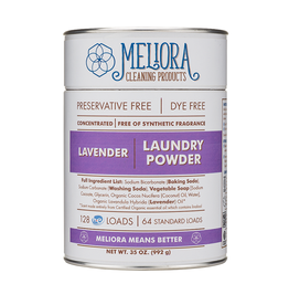 Meliora Lavender Laundry Powder