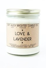 Soy Much Brighter Soy Much Brighter Candles Floral Series