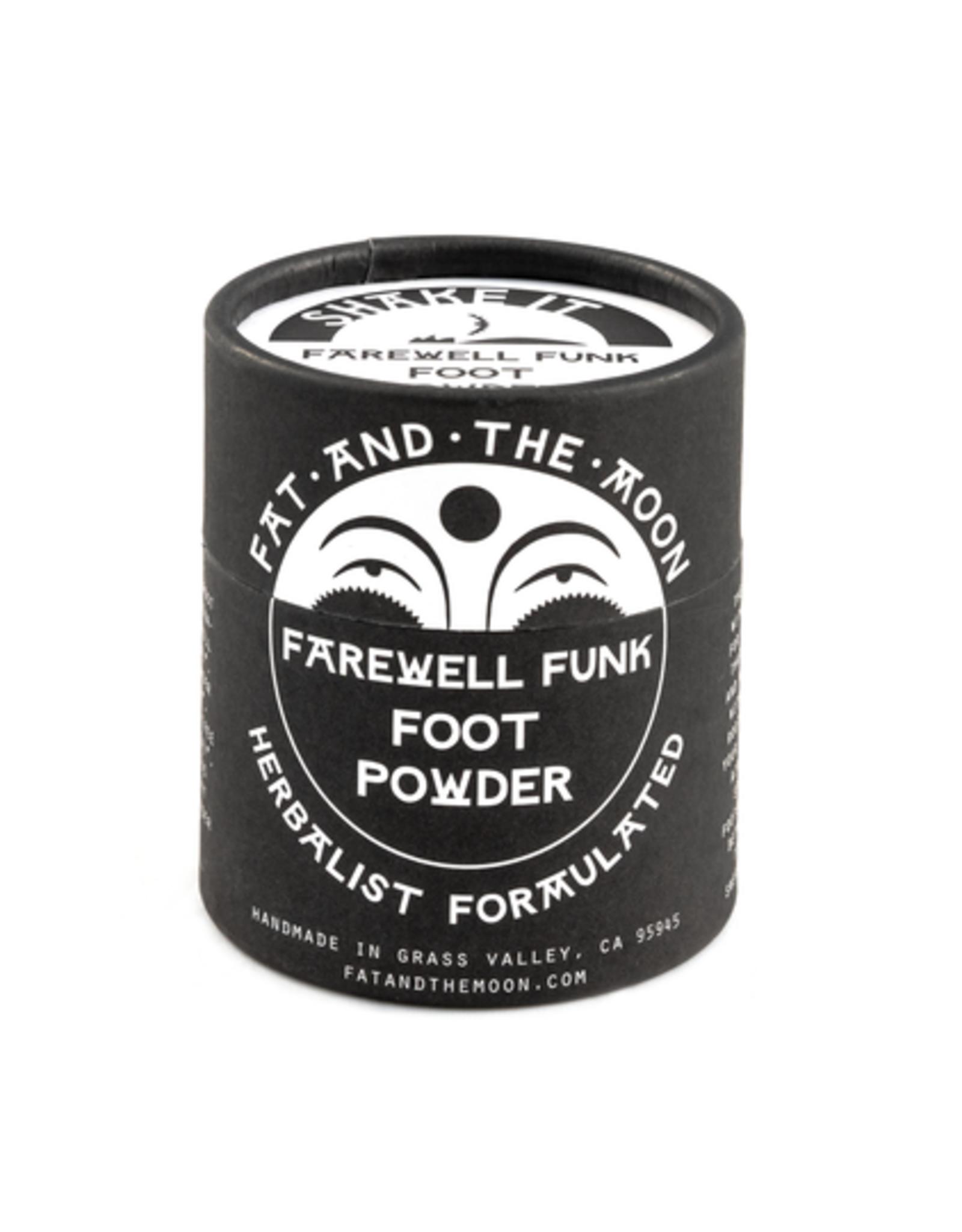 Farewell Foot Funk Powder