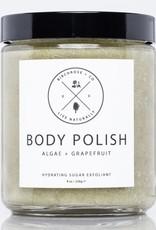 Birchrose & Co. Body Polish Algae + Grapefruit