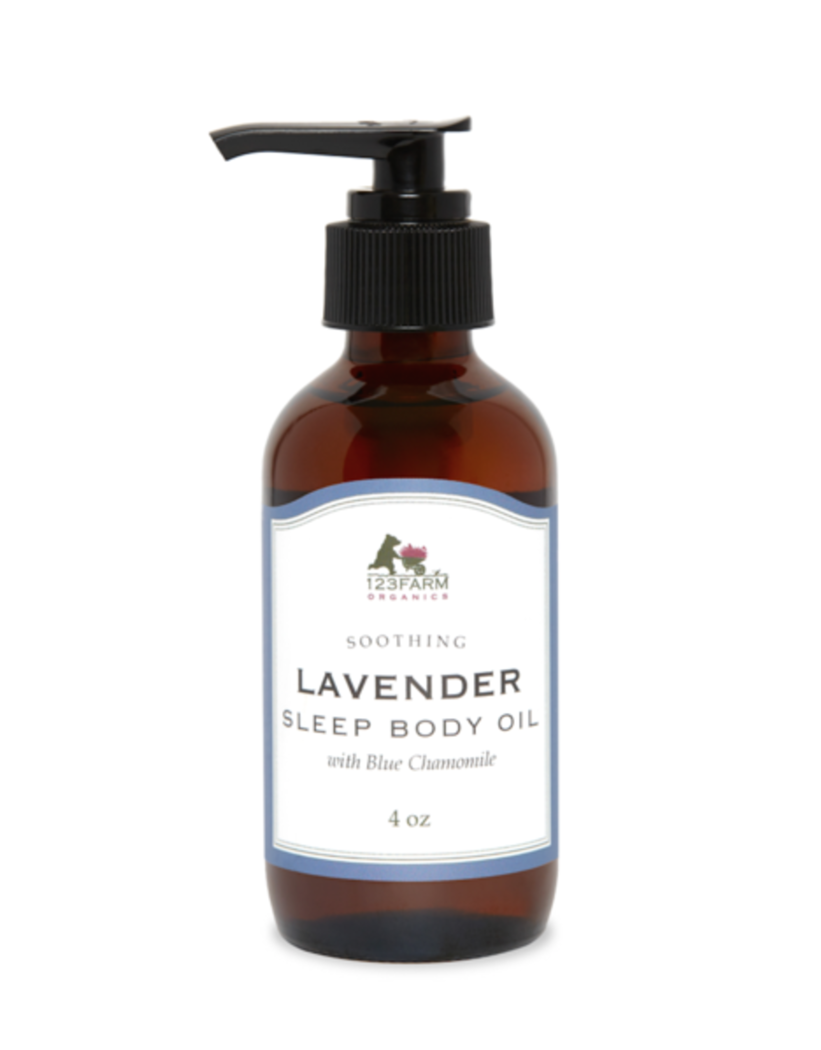 Lavender Body Oil 2 oz
