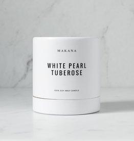 makana Makana Candle White Pearl Tuberose