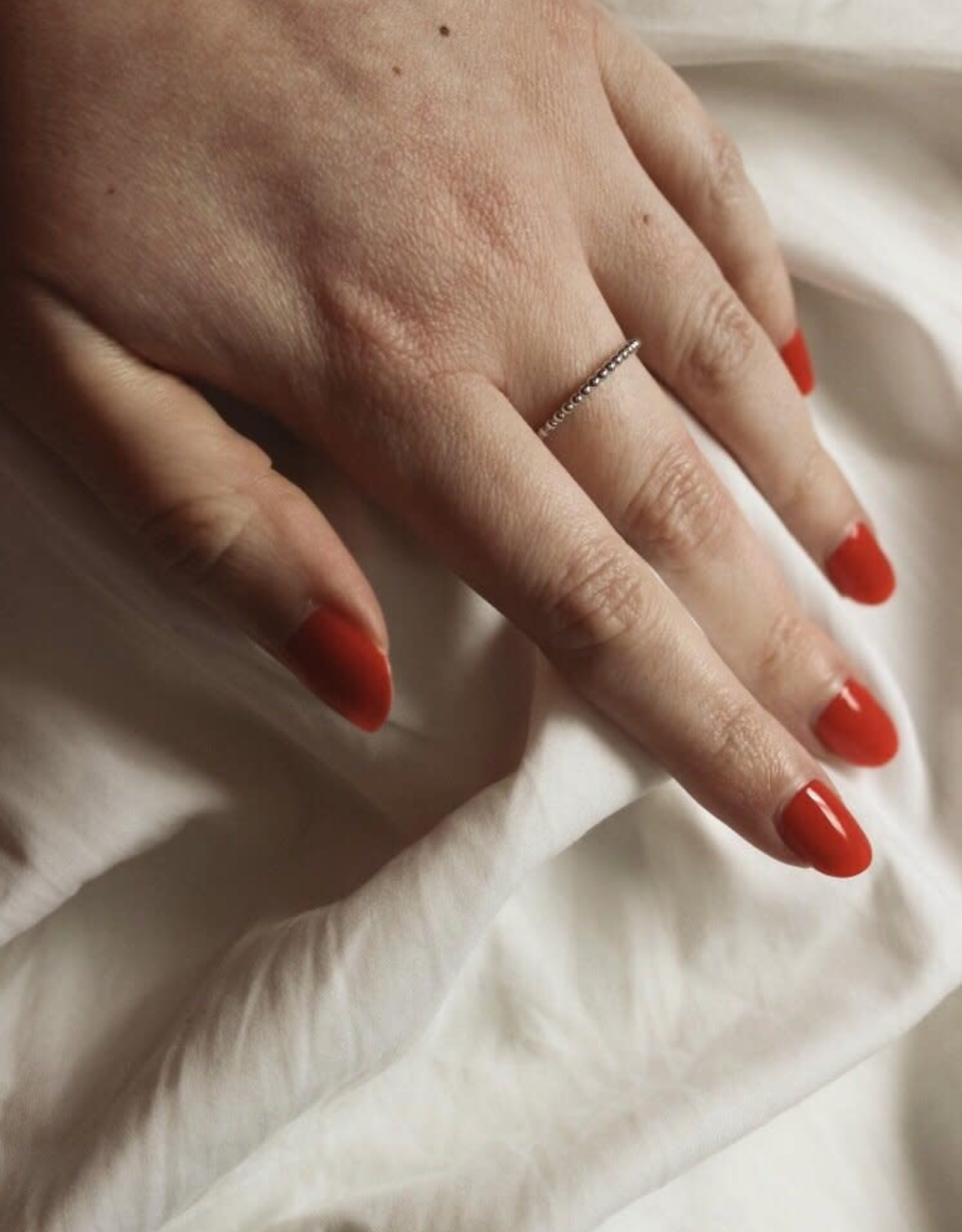 Death Valley Nails Death Valley Nails Jo Ann's Red