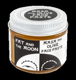 Masa And Olive Face Paste Scrub
