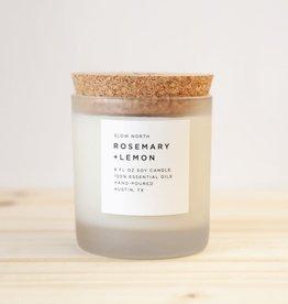 Slow North  Rosemary + Mint