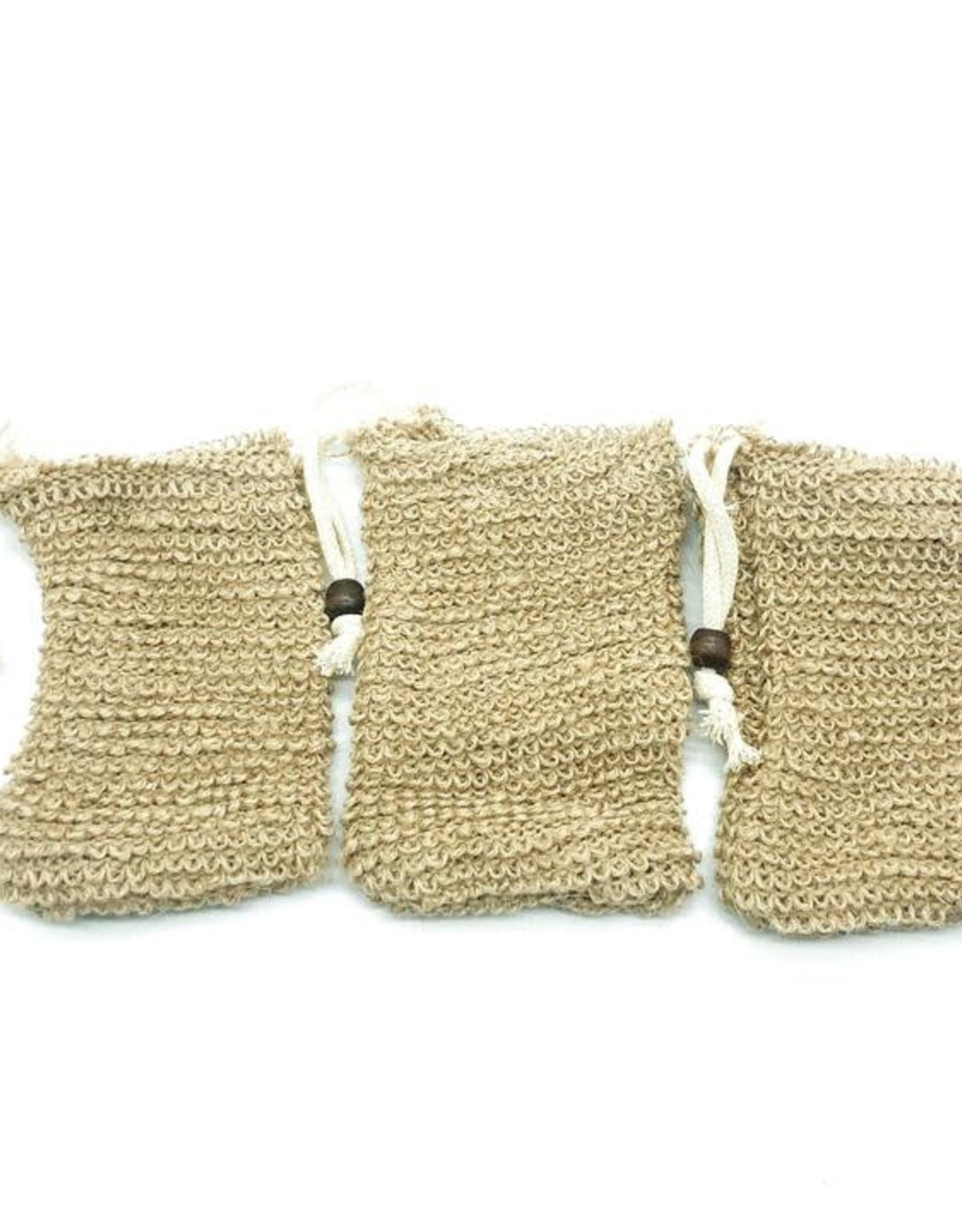 Bamboo Switch Soap Bag/Pouch