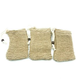 bamboo switch Soap Bag/Pouch Double