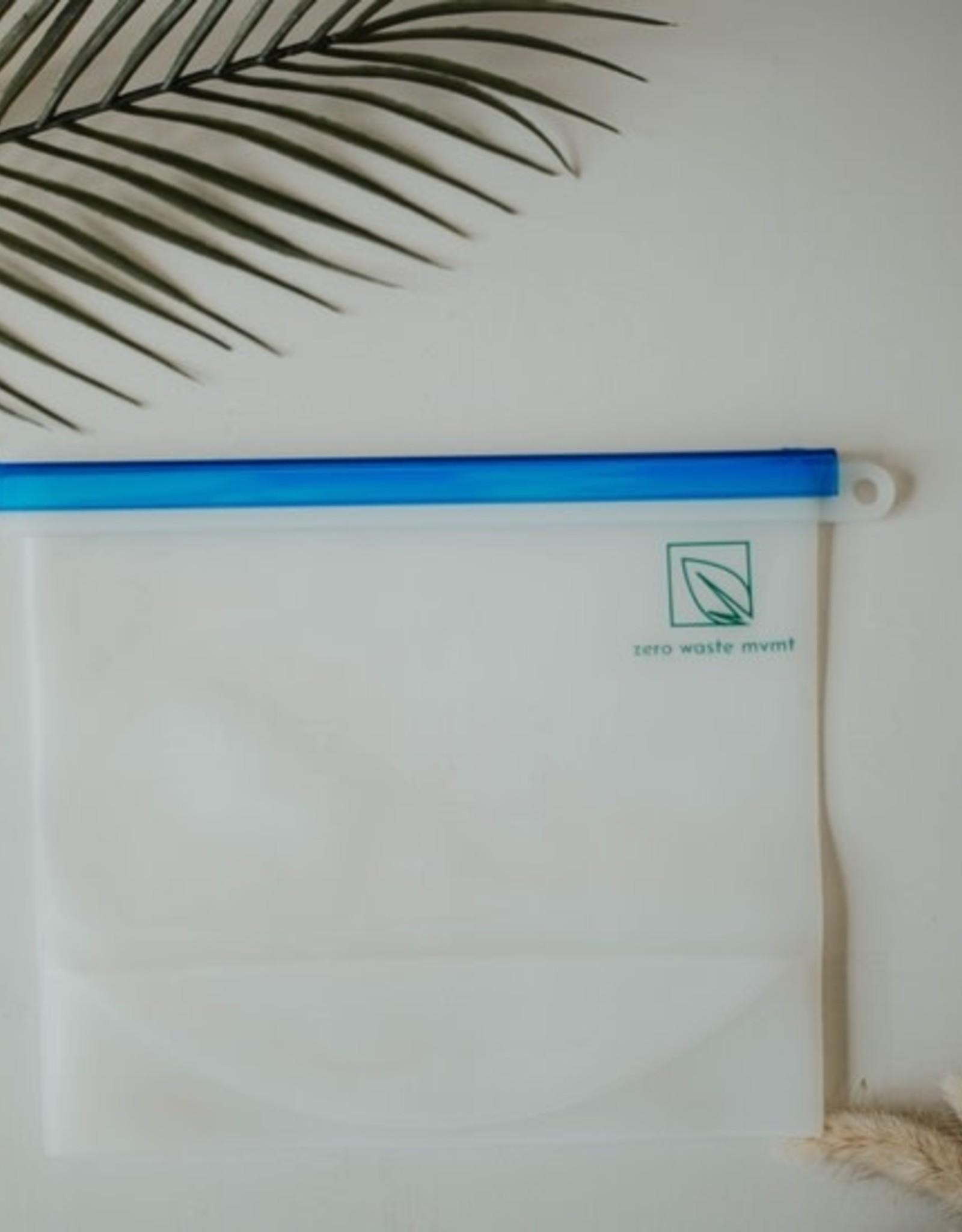 Zero Waste MVMT Silicone Food Bag