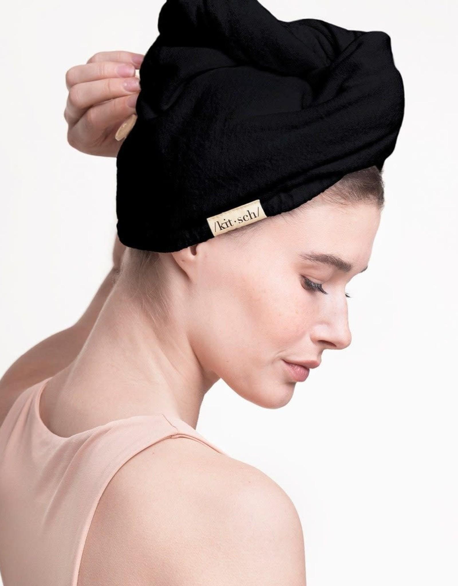 Bamboo & Organic Cotton Hair Towel