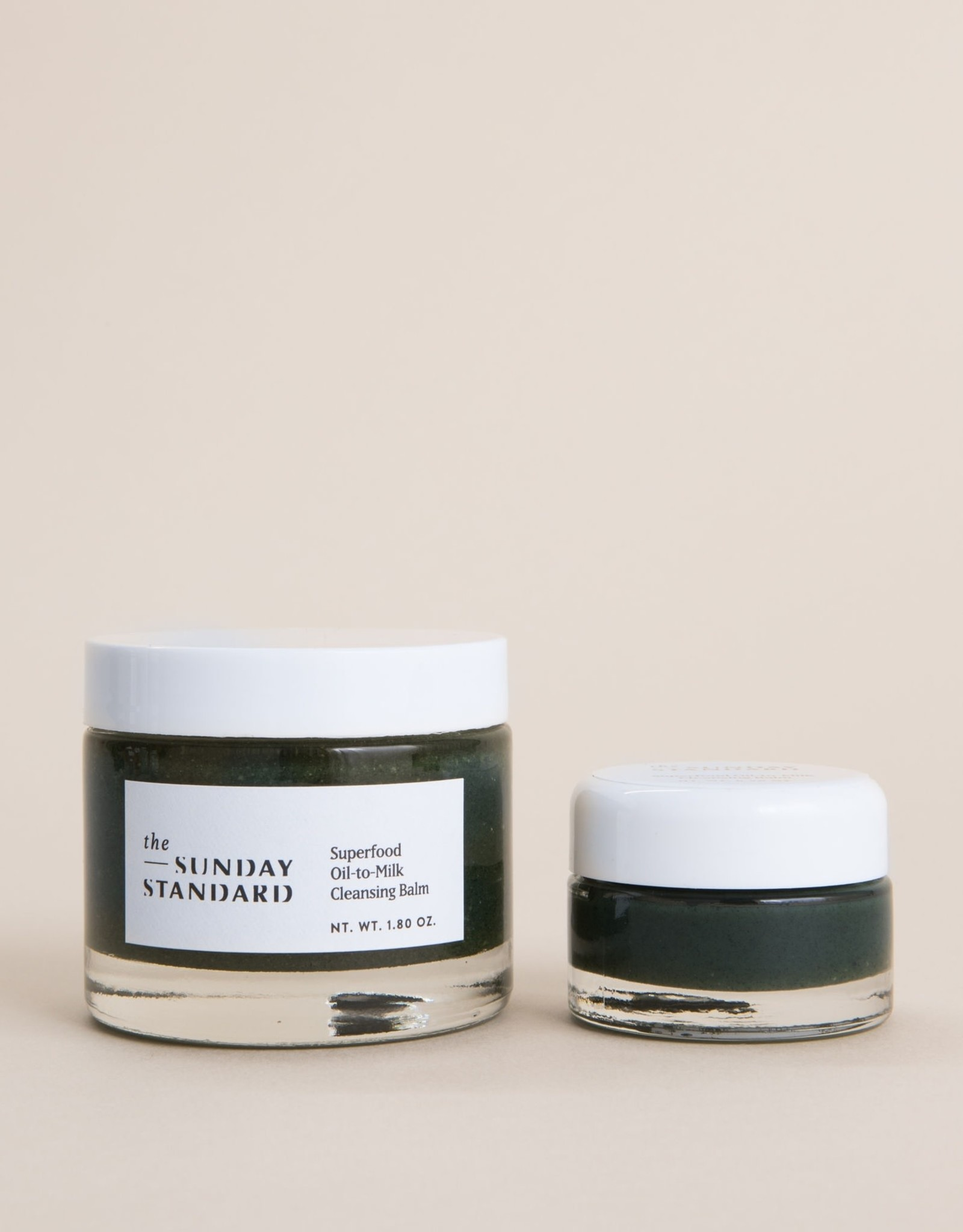 The Sunday Standard Superfood Oil to Milk Cleanser
