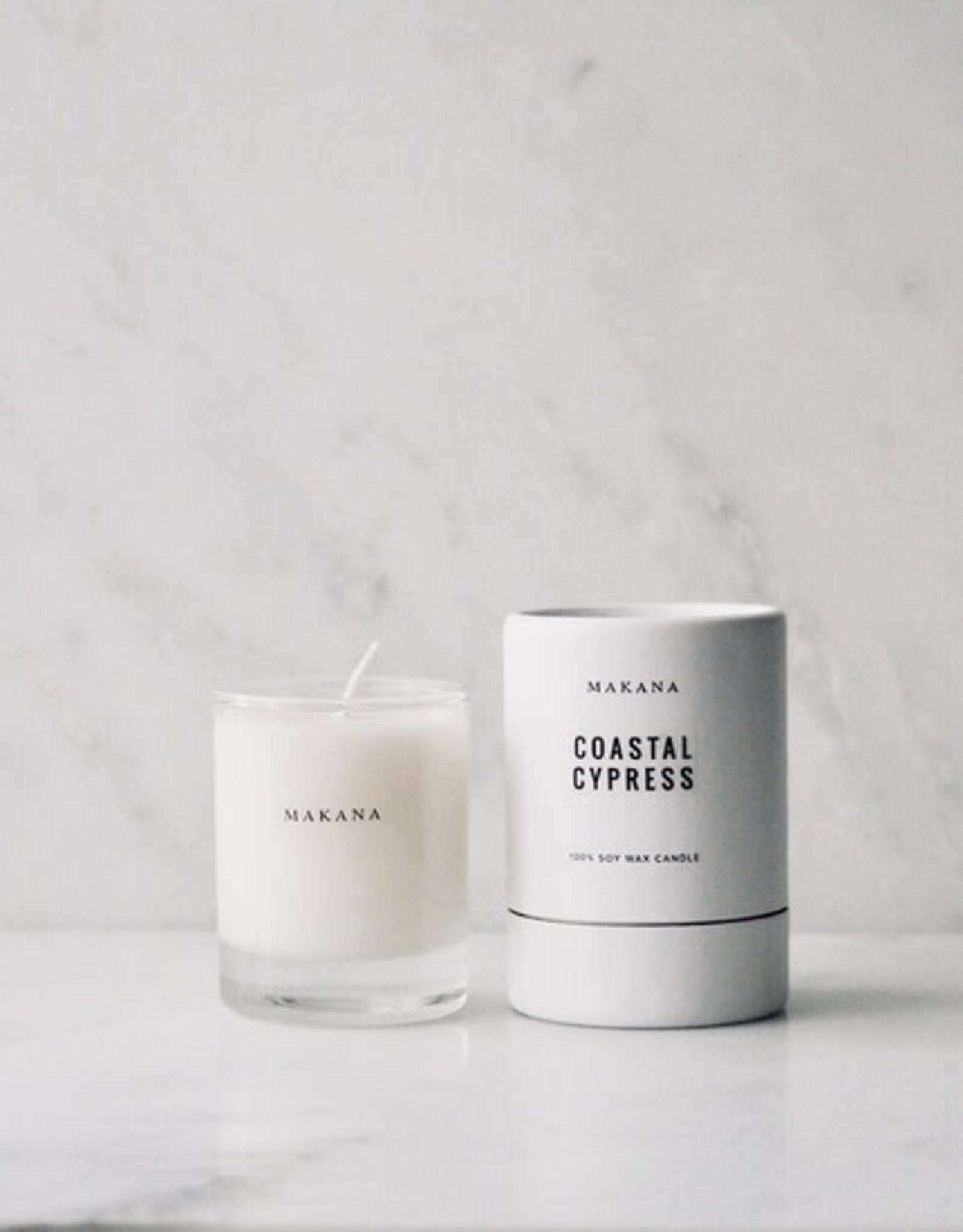 makana Makana Candle Coastal Cypress