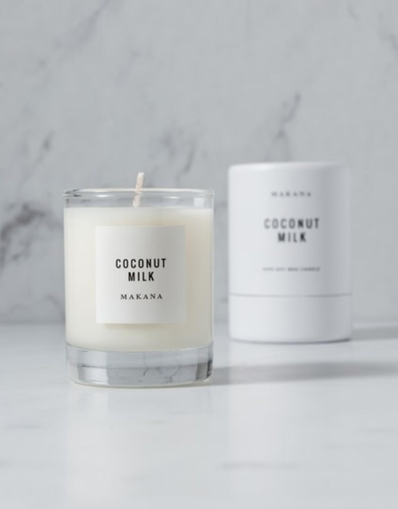makana Makana Candles Coconut Milk