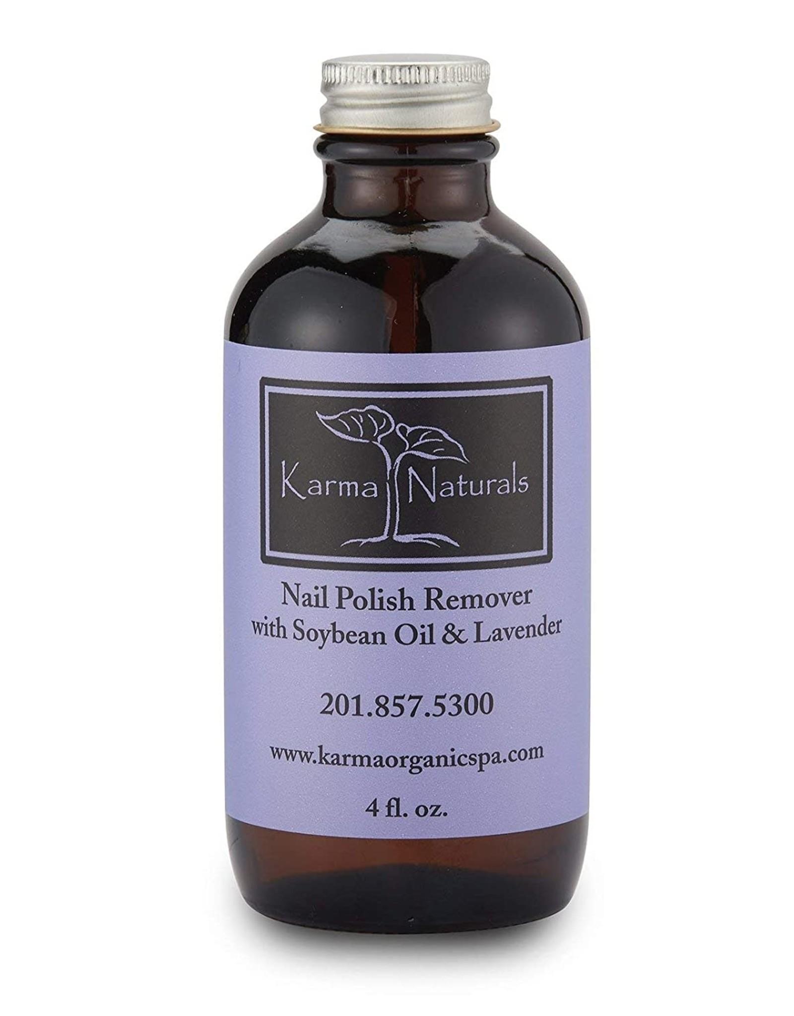 Karma Naturals Non toxic Nail Polish Remover