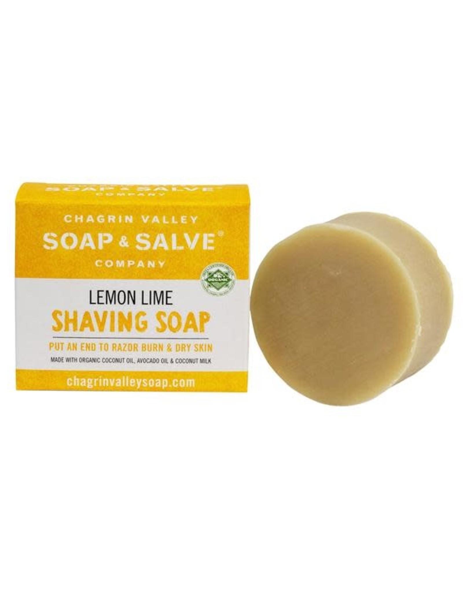 chagrin valley All Natural Shaving Soap