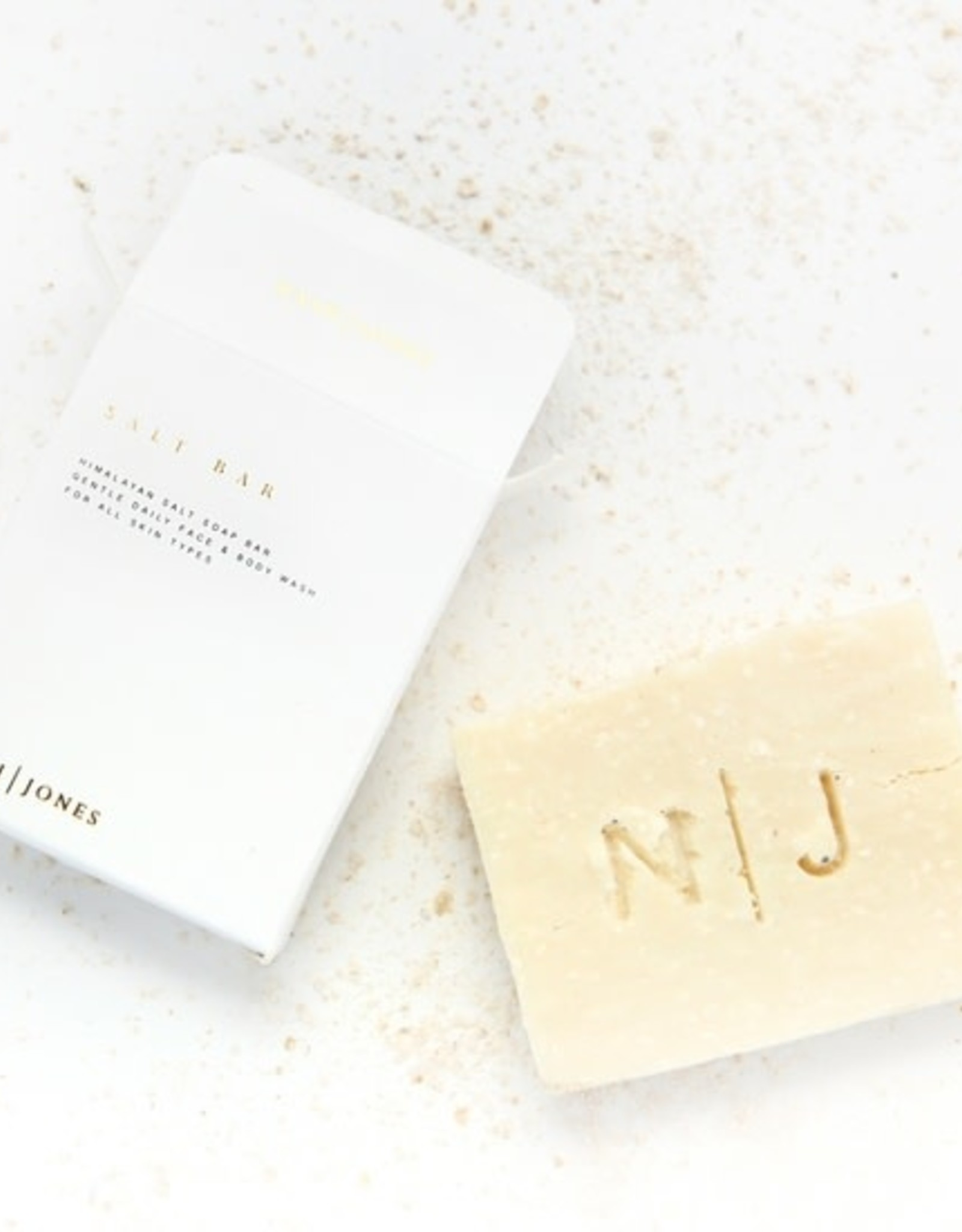 Nash and Jones Himalayan Salt Gentle Face Bar