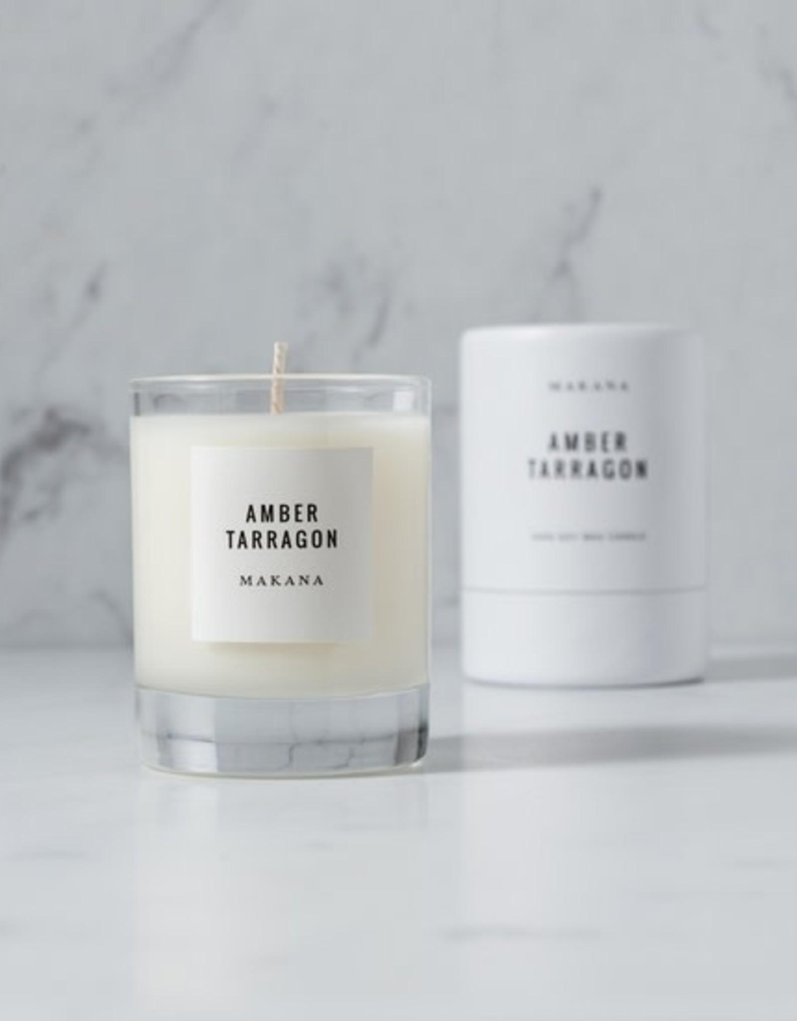 makana Makana Candle Amber Tarragon