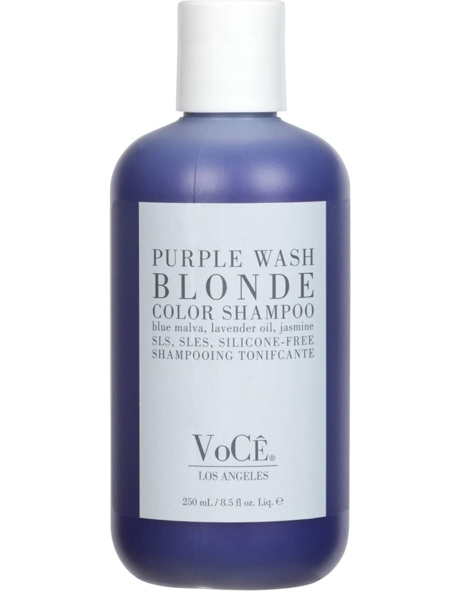 Purple Wash Blonde Color Shampoo