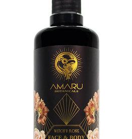 Amaru Botanicals Witch's Rose Face and Body Oil : Amaru Botanicals