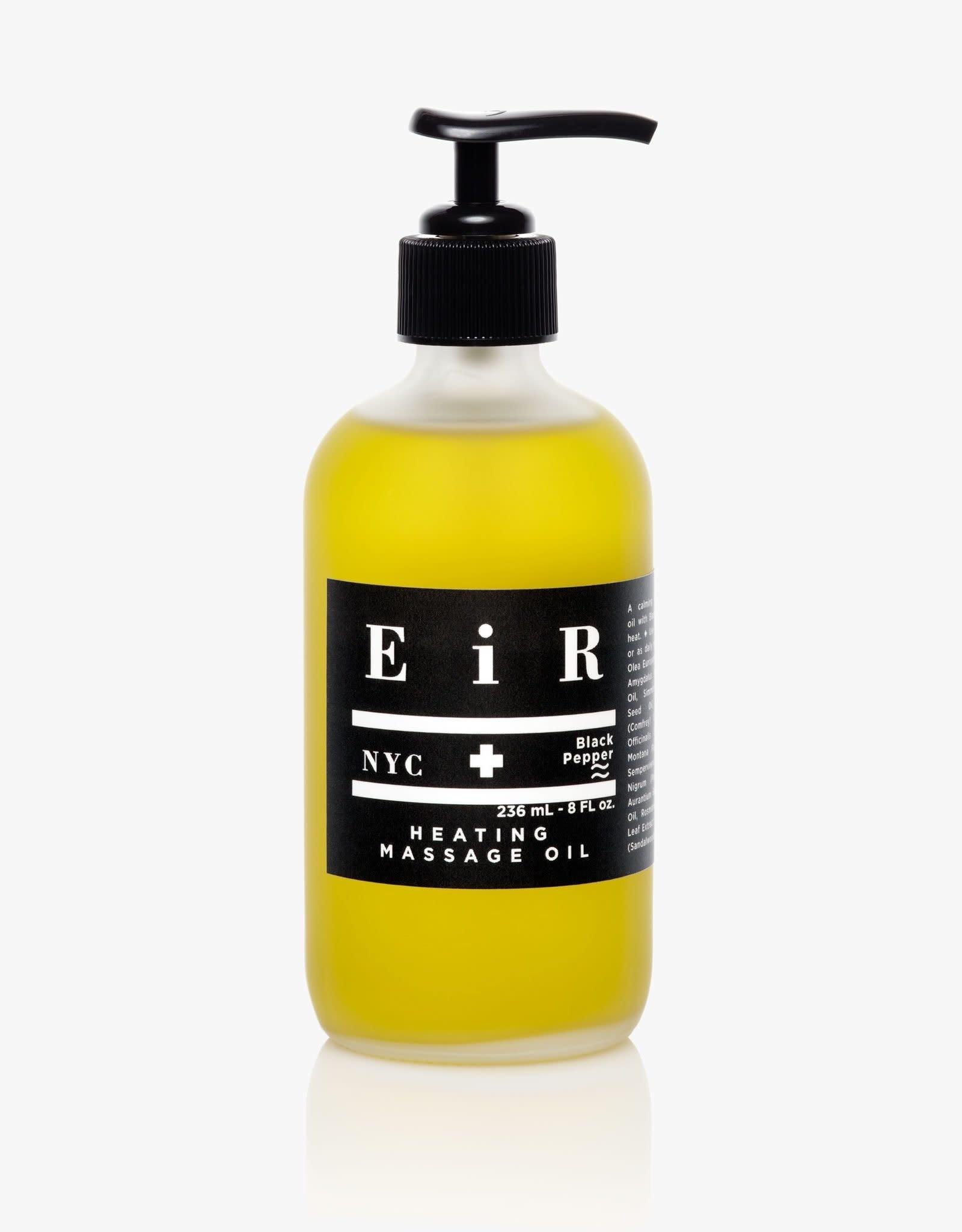 EiR NYC Heating Massage Oil